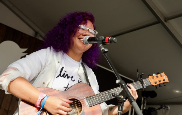 Fatai @ Lustre Pearl during SXSW 3/13/18. Photo by Derrick K. Lee, Esq. (@Methodman13) for www.BlurredCulture.com.