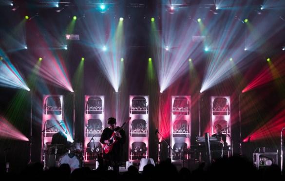 Unknown Mortal Orchestra @ Brooklyn Steel 4/25/18. Photo by Aubrey Wipfli (@aubreyy) for www.BlurredCulture.com.