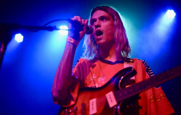 Hot Flash Heat Wave @ The Hi Hat 3/9/18.  Photo by Alyssa Emerich (@alyssaemerich) for www.BlurredCulture.com.