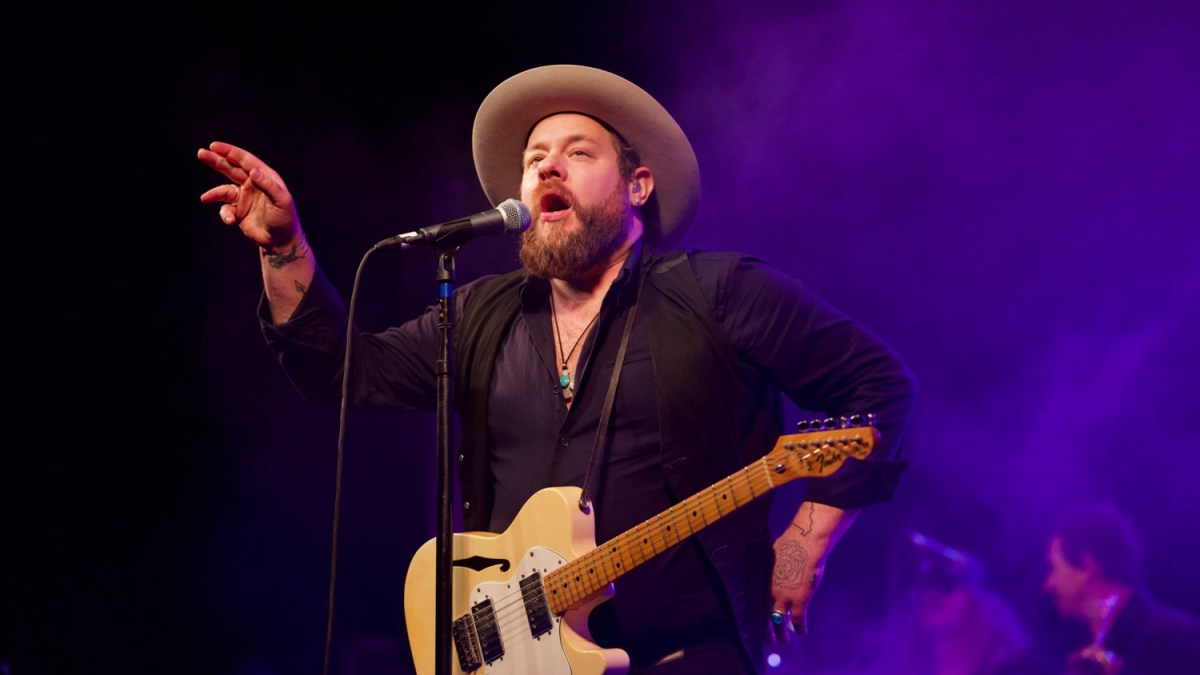Nathaniel Rateliff & the Night Sweats at Luck Reunion 3/15/18. Photo by Derrick K. Lee, Esq. (@Methodman13) for www.BlurredCulture.com.