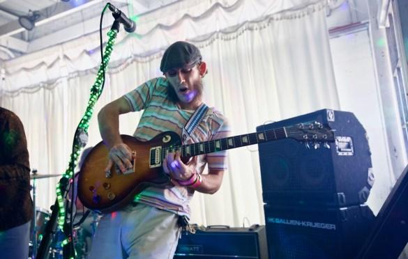 Calliope Musicals @ Swan Dive during SXSW 3/12/18. Photo by Derrick K. Lee, Esq. (@Methodman13) for www.BlurredCulture.com.
