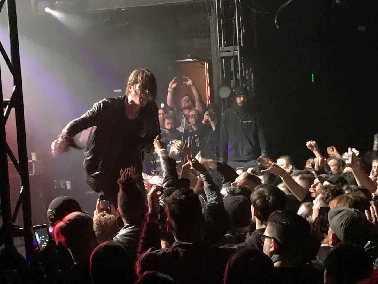 American Nightmare @ The Echoplex 3/10/18.