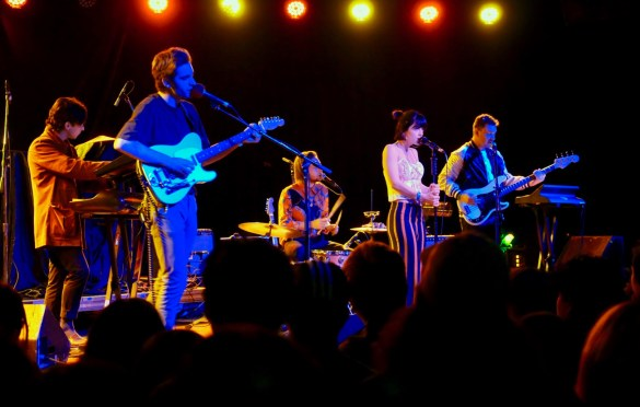 The Marias @ Pomona Glass House 4/23/18. Photo by Rachel An Cauilan (@Rachelcansea) for www.BlurredCulture.com.