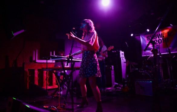 Natalie Prass @ Parish for SXSW 3/14/18. Photo by Derrick K. Lee, Esq. (@Methodman13) for www.BlurredCulture.com.