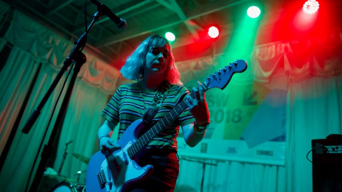 Doe @ Swan Dive during SXSW 3/17/18. Photo by Derrick K. Lee, Esq. (@Methodman13) for www.BlurredCulture.com.