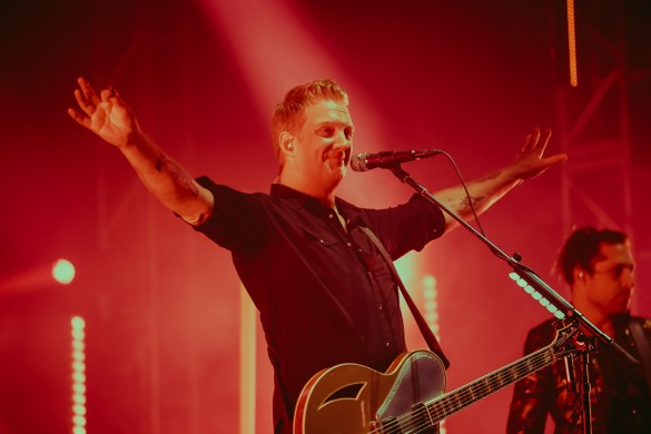 Queens of the Stone Age @ Dome Arena 5/25/18. Photo by Jackson Fleming (@JacksonHFleming) for www.BlurredCulture.com.
