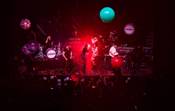 Echosmith @ Fonda Theatre 5/12/18. Photo by Derrick K. Lee, Esq. (@Methodman13) for www.BlurredCulture.com.