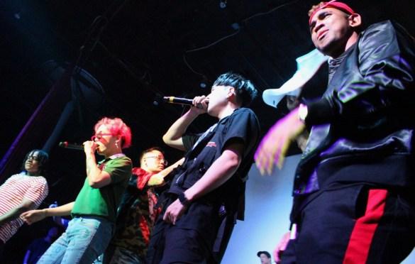 H1GHR Music Records: U.S. Tour 2018 @ 333 Live  5/4/18. Photo by Iris Chu (@HerNameIsIris) for www.BlurredCulture.com.