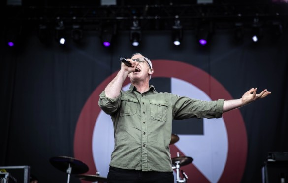 Bad Religion @ Punk in Drublic at Festival Pier (Philadelphia, PA) 5/13/17. Photo by Pat Gilrane Photo (@njpatg) for www.BlurredCulture.com.