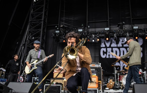 Mad Caddies @ Punk in Drublic at Festival Pier (Philadelphia, PA) 5/13/17. Photo by Pat Gilrane Photo (@njpatg) for www.BlurredCulture.com.
