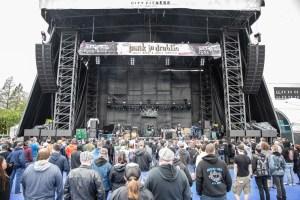 The Last Gang @ Punk in Drublic @ Festival Pier (Philadelphia, PA) 3/13/17. Photo by Pat Gilrane Photo (@njpatg) for www.BlurredCulture.com.