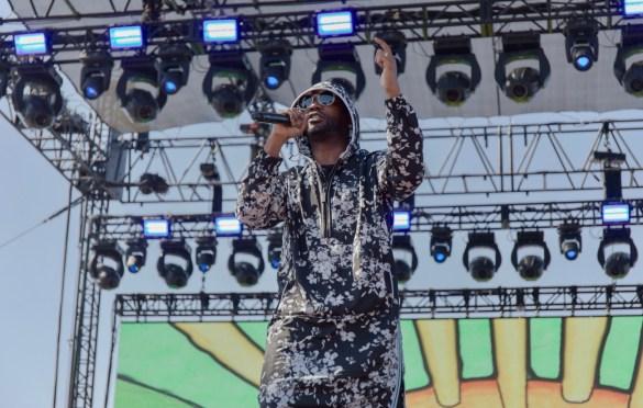 Juicy J @ The Smoker's Club Fest 4/29/19. Photo by Markie Escalante (@Markie818) for www.BlurredCulture.com.