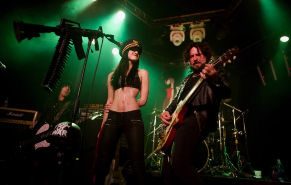 Vigil Of War @ Whisky A Go-Go 5/28/18. Photo by Derrick K. Lee, Esq. (@Methodman13) for www.BlurredCulture.com.
