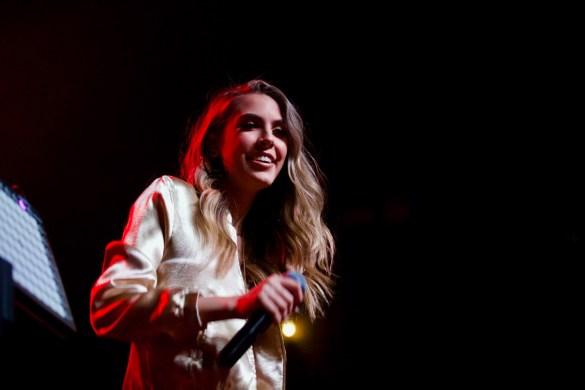 Jena Rose @ Fonda Theatre 5/12/18. Photo by Derrick K. Lee, Esq. (@Methodman13) for www.BlurredCulture.com.