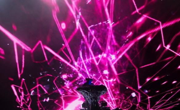 Flying Lotus @ Hollywood Bowl 6/17/18. Photo by Steph Velastegui (@Stephtonesphoto) for www.BlurredCulture.com.
