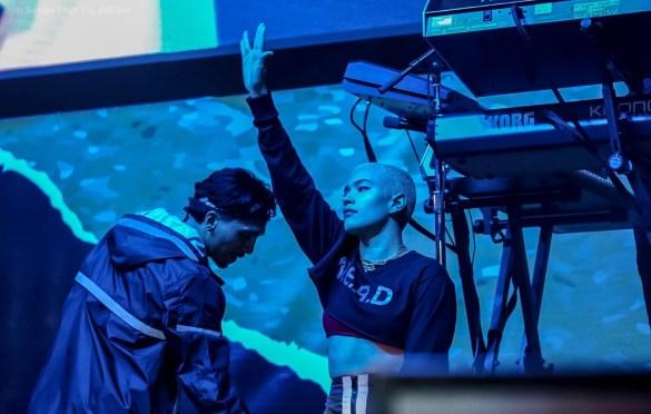 N.E.R.D. @ Powerhouse 2018 @ The Glen Helen Amphitheater 5/12/18. Photo by Simran Singh (@dj.sim) for www.BlurredCulture.com.