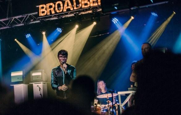 Joywave @ The Broadberry 7/17/18. Photo by Kiah Svendsen (@Kiah_Svendsen) for www.BlurredCulture.com.