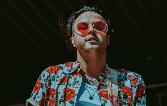 lovelytheband @ 95X Big-X- Cuse in Syracuse 6/16/18. Photo by Jackson Fleming (@JacksonHFleming) for www.BlurredCulture.com.