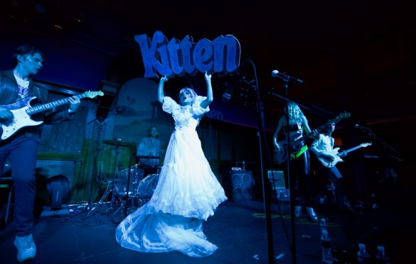 Kitten @ The Lodge Room 6/11/18. Photo by Derrick K. Lee, Esq. (@Methodman13) for www.BlurredCulture.com.
