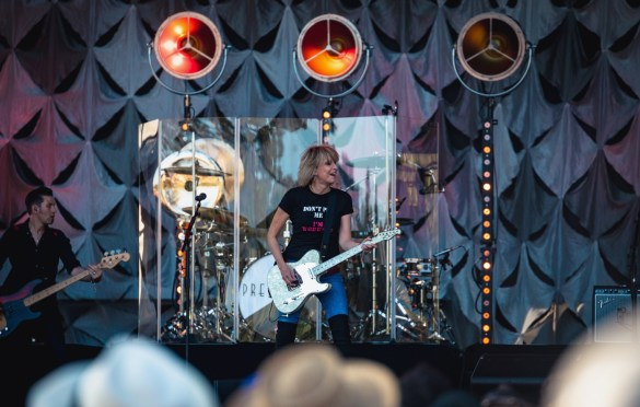 The Pretenders @ Arroyo Seco Weekend 6/23/18. Photo courtesy of Goldenvoice. Used with permission.