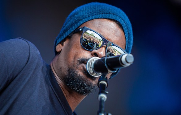 Seu Jorge @ Arroyo Seco Weekend 6/23/18. Photo courtesy of Goldenvoice. Used with permission.