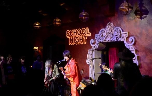 Draeming @ Bardot for It's A School Night 7/2/18. iPhone photo by Max Sloves (@burrito_savant).