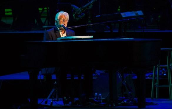 Michael McDonald @ The Hollywood Bowl 7/13/18. Photo by Derrick K. Lee, Esq. (@Methodman13) for www.BlurredCulture.com.