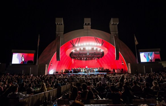 Charlie Wilson @ The Hollywood Bowl 8/3/18. Photo by Derrick K. Lee, Esq. (@Methodman13) for www.BlurredCulture.com.