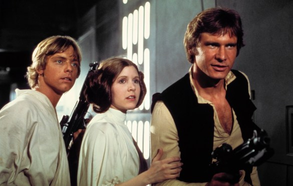 Star Wars: A New Hope. Image provided by The Hollywood Bowl. Used with permission.