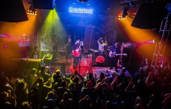 The Marcus King Band @ The Troubadour 9/5/18.  Photo by Derrick K. Lee, Esq. (@Methodman13) for www.BlurredCulture.com.
