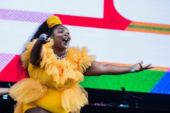 Lizzo @ Outside Lands Music And Arts Festival 8/11/18. Photo by Derrick K. Lee, Esq. (@Methodman13) for www.BlurredCulture.com.
