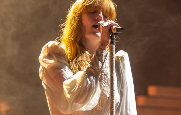 Florence + The Machine @ Outside Lands Music And Arts Festival 8/11/18. Photo by Derrick K. Lee, Esq. (@Methodman13) for www.BlurredCulture.com.