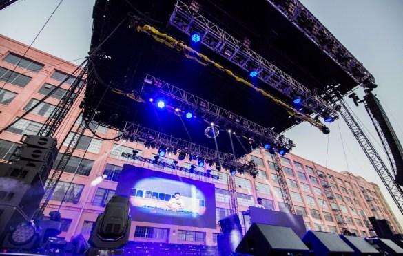 Armand Van Helden for All My Friends @ Row DTLA 8/19/18.  Photo by Derrick K. Lee, Esq. (@Methodman13) for www.BlurredCulture.com.