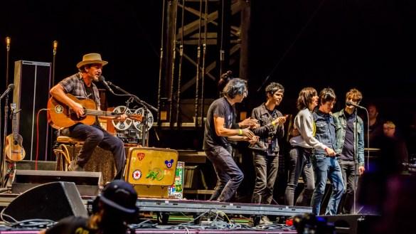 Eddie Vedder & Friends @ The Ohana Fest 9/29/18. Photo by Derrick K. Lee, Esq. (@Methodman13) for www.BlurredCulture.com.