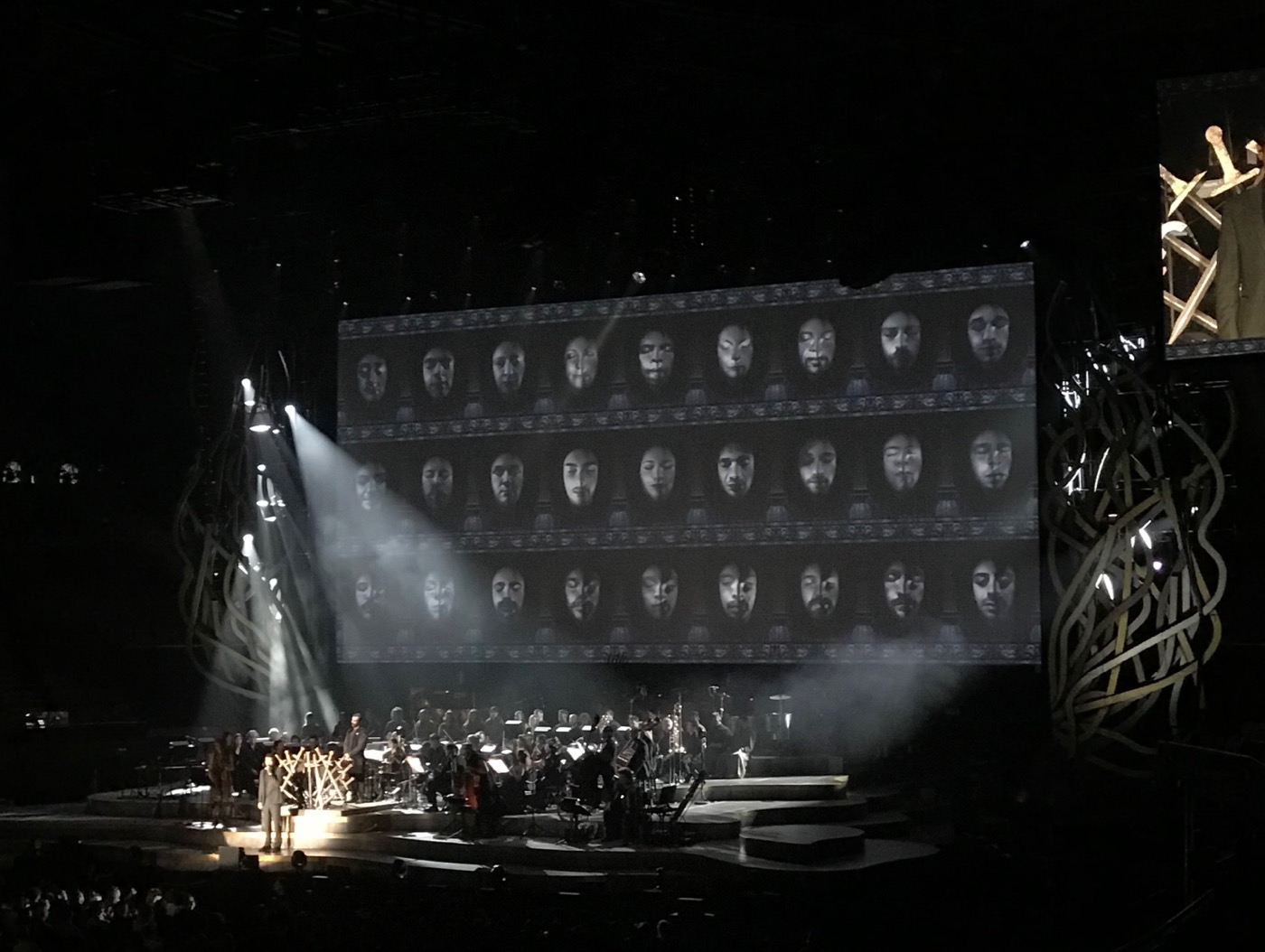 Game of Thrones Live Concert Experience: Ramin Djawadi 9/9/18. Photo by Megan Ranger (@MagenRanger). Used with permission.