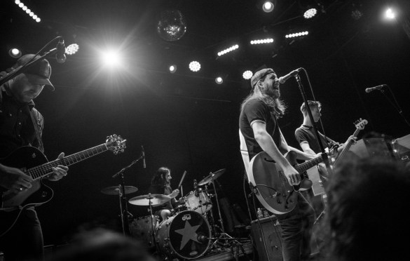 Mercy Union  @ Bowery Ballroom for