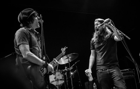 Mercy Union with Jesse Malin @ Bowery Ballroom for