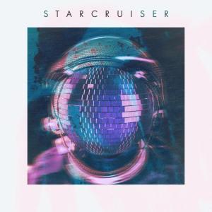 """Vinyl Theatre """"Starcruiser"""" Album Art."""