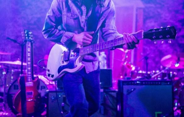 Bishop Gunn @ The Troubadour 9/5/18. Photo by Derrick K. Lee, Esq. (@Methodman13) for www.BlurredCulture.com.