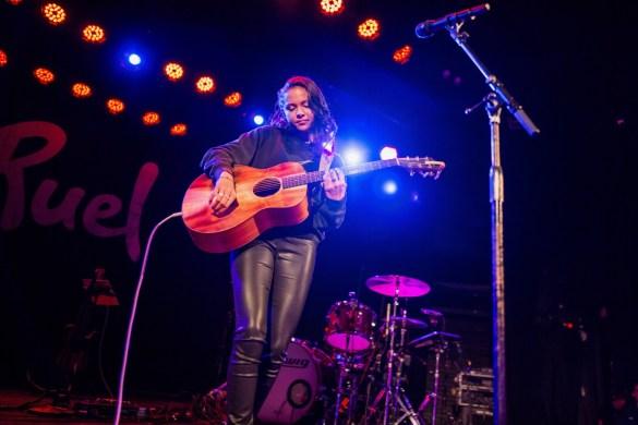 Breanna Yde @ The Roxy 9/21/18. Photo by Derrick K. Lee, Esq. (@Methodman13) for www.BlurredCulture.com.