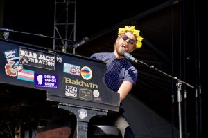 Andrew McMahon In the Wilderness @ The Ohana Fest 9/30/18. Photo by Derrick K. Lee, Esq. (@Methodman13) for www.BlurredCulture.com.