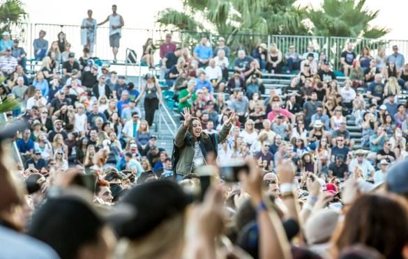 Atmosphere @ The Ohana Fest 9/30/18. Photo by Derrick K. Lee, Esq. (@Methodman13) for www.BlurredCulture.com.