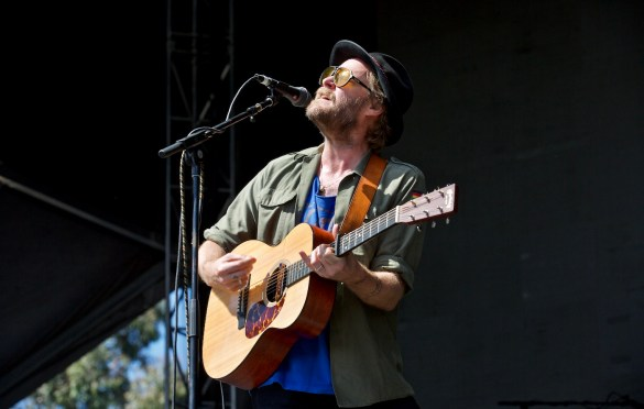 Hiss Golden Messenger @ The Ohana Fest 9/30/18. Photo by Derrick K. Lee, Esq. (@Methodman13) for www.BlurredCulture.com.