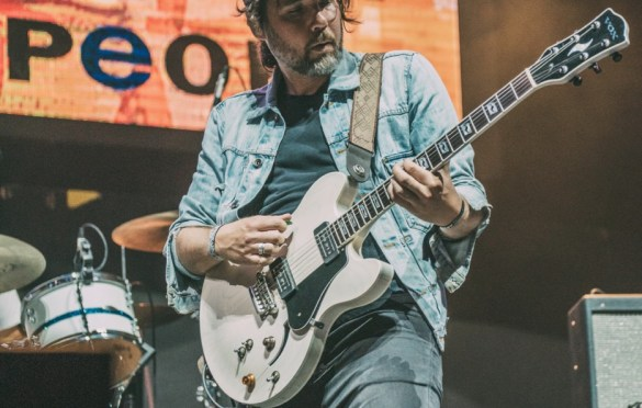 Broken Social Scene @ Music Tastes Good 9/29/18. Photo by Lisa Mony for Music Tastes Good. Used with permission.