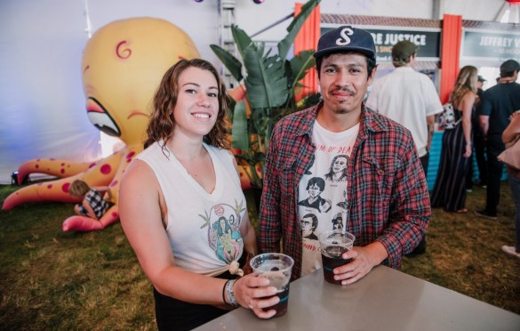 Atmosphere @ Music Tastes Good 9/29/18. Photo by Mathew Tucciarone (@MathewTucciarone) for Music Tastes Good. Used with permission.
