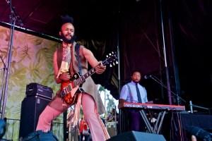 Fantastic Negrito @ The Ohana Fest 9/30/18a. Photo by Derrick K. Lee, Esq. (@Methodman13) for www.BlurredCulture.com.