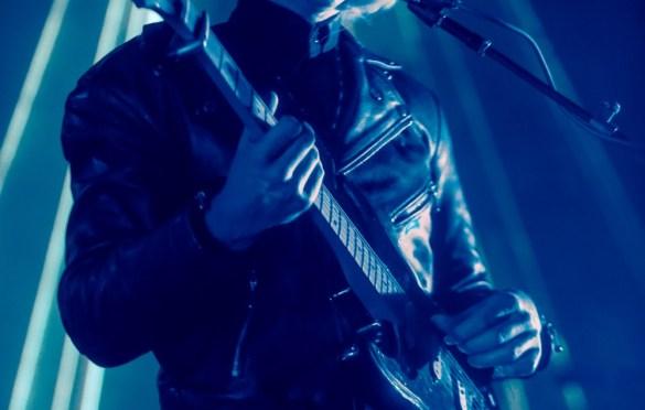Drab Majesty @ Cloak & Dagger 2018. Photo by Simon Diaz (@thetragicblondes) for www.BlurredCulture.com.