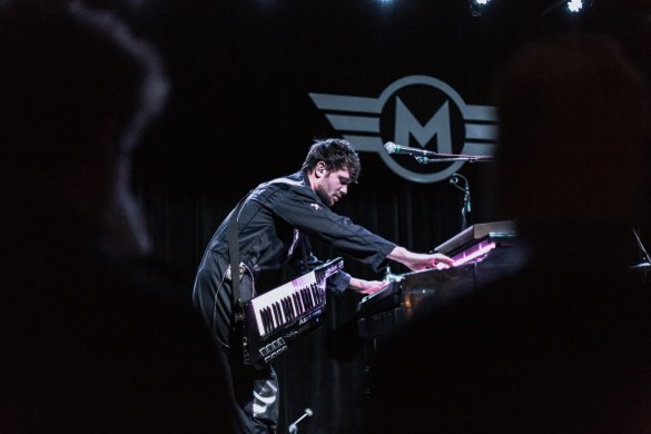 Vinyl Theatre @ Motorco Music Hall 11/1/18. Photo by Kiah Svendsen (@Kiah_Svendsen) for www.BlurredCulture.com.
