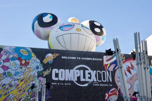 ComplexCon 2018. Photo by Markie Escalante (@Markie818) for www.BlurredCulture.com.