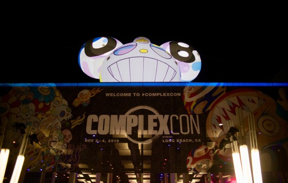 ComplexCon 2018. Photo by Markie Escalante (@Markie818) for www.BlurredCulture.com.